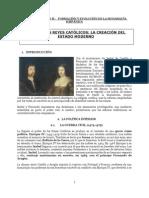 Reyes Catolicos Tema 5