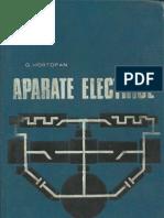 Aparate Electrice - G. Hortopan
