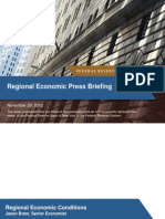 Federal Reserve Bank of New York regional economic briefing