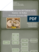 Función y Evolución en la Carrera  de Indias (2)