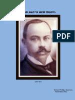 Biografia  MIGUEL AGUSTIN SAENZ ESQUIVEL                   (Costa Rica)