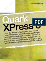 QuarkXPress8 MacUser Review