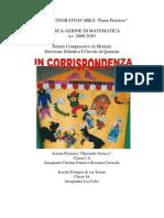 In Corrispondenza - Una Storia in Viaggio