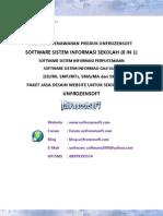 Proposal Penawaran Sistem Informasi Sekolah Unfrozensoft Versi 2.0