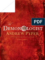 THE DEMONOLOGIST by Andrew Pyper (Special Sneak Preview!)