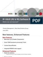 IP-10G+E Software Release i6 9 - Final