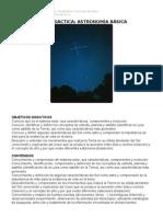 guia astronomía
