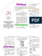Leaflet Rom By