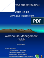 MM - Warehouse Management