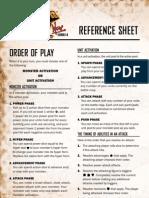 Monsterpocalypse Series 4 Ref Sheet