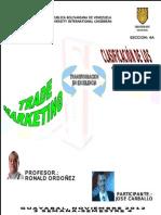 CLASIFICACION DEL PROCESO ECR (CASO DE ESTUDIO LLANO ADENTRO CA