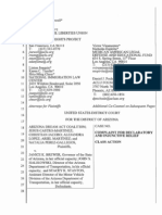 Arizona Driver's License Lawsuit
