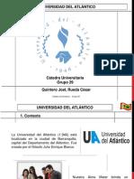 Clima Organizacional UA