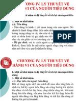 Hanh Vi Nguoi Tieu Dung