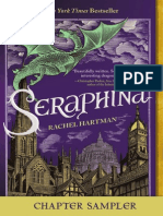 Seraphina by Rachel Hartman | Chapter Sampler