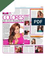 Más color en tu cabello