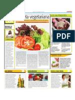 Dieta vegetariana responsable