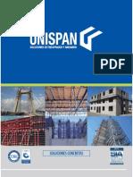 Catalogo Tecnico Unispan 2011