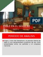 Chile en El Sigloxx