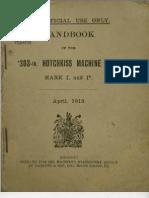 hotchkiss manual 1918