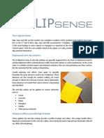 A-SlipSense Product Brochure