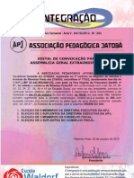 Integração 244 - 2012