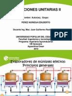 OPUS 2 Metodos de Calculo Efecto Multiple
