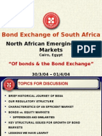 SA Bond Exchange (Lawless) Pres