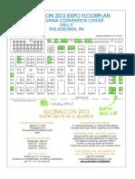 GLOBALCON Expo Floor Plan Updated