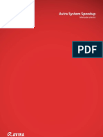 Avira System Speedup Manuale utente