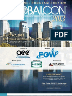 2013 GLOBALCON Conference & Expo Brochure