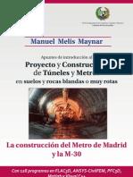 9360 Indice Libro Tuneles Metros