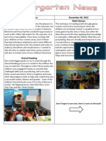 Fall Lab Newsletter