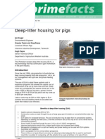 Deep Litter Housing for Pigs - Primefact 68-Final