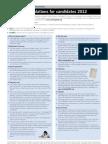 Summary Regulation Notice