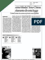 La Repubblica 29 Nov