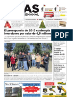 Mijas Semanal nº 507 Del 30 de noviembre al 6 de diciembre de 2012