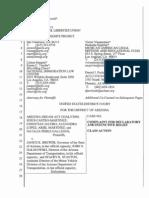 Az Final Complaint 112912
