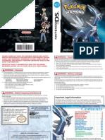 DS Pokemon Diamond