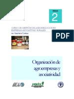 Gestion de Agronegocios en Empresasasociativas Rurales