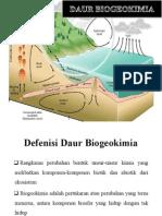 5. Daur Biogeokimia