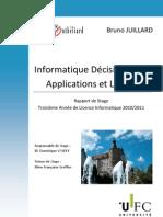 RapportStage Bruno Juillard