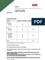 Ejemplar Del Examen B1