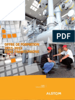 Alstom Grid Technical Institute Global Catalog-FR