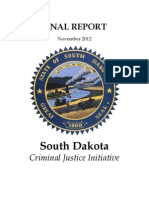 Criminal Justice Initiative Report