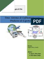 Sistemas de Enfriamiento Para Productos de Exportaciones
