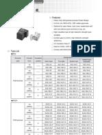 Rele Datasheet