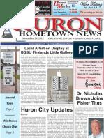 Huron Hometown News - November 29, 2012