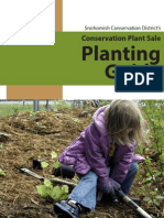 Snohomish Conservation District's Planting Guide