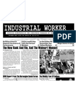 Industrial Worker - Issue #1751, December 2012